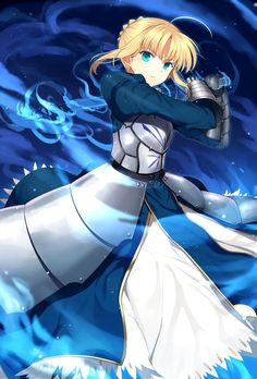 Day 15 - favourite animal sidekick, pet or summoning from any anime: Arturia as Saber from Fate/Zero. Fate Zero Saber, Fate Stay Saber, Manga Anime, Zero Wallpaper, Arturia Pendragon, Fate Stay Night Anime, Fate Servants, Fate Anime Series, Animes Wallpapers