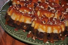 Personal Size Chocoflan- a popular mexican dessert