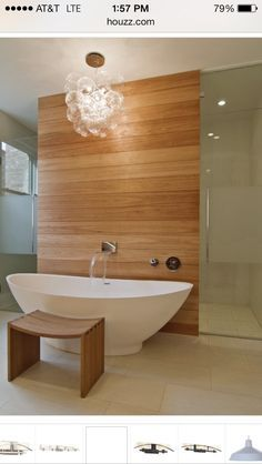 Wood Feature Wall on Pinterest