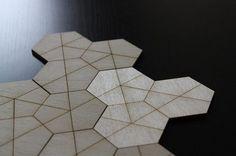 Prism Jewelry /Modern geometric design