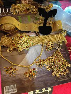 Thai antique jewelry