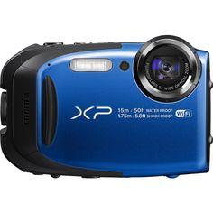 #Fujifilm FinePix XP80 kaland és #vízálló #fényképezőgép  A FinePix XP80 vezeték nélküli funkcióval rendelkezik távvezérelt fényképezéshez. Csak töltse le és telepítse a Fujifilm Camera Remote applikációt, majd nyomja meg a Wi-Fi gombot a fényképezőgépen így a legtöbb vezeték nélküli LAN kommunikációt kameráján is elvégezheti, ráadásul nemcsak távolról készíthet egy másik eszközről fotókat, de fókuszálhat is a kompozíciók finomhangolásához vagy videofelvételt is rögzíthet...