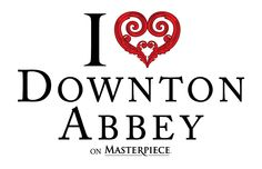 Let the world know you *heart* all things Downton Abbey: Click on this image to out the graphic & snap a photo of yourself. Be sure to include #IHeartDowntonAbbey in your caption & email ThirteenNY@gmail.com, so we can find you & re-pin to our official board.