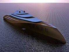 Super, super, super yacht