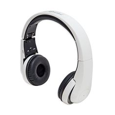Connectland CLAUD23040 Bluetooth 30 Sound Headphone with Microphone with Optional Wired Mode White *** Continue to the product at the image link.(This is an Amazon affiliate link)