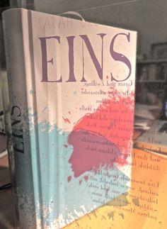 """""""Ein kleiner Begeisterungsaufschrei. Denn das ist wirklich selten. Ein rosa-hellblaues Mädchen-Jugendbuch, das mich rundum froh macht."""", Rezension zu Sarah Crossan: 'Eins' von klunkerdesalltags"""