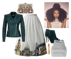 """""""Wild"""" by americastephens13 ❤ liked on Polyvore featuring Chicwish, Dolce&Gabbana, Casadei, Balmain, Elizabeth and James and chicwish African Style, African Fashion, Elizabeth And James, Balmain, Lady, Polyvore, Image, African Wear, African Fashion Style"""