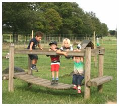 How can play support the following development areas for Gross motor skills equipment