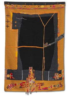 Norman Laliberté - Tintintabulation, 80x55