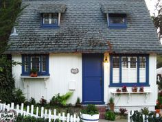 The Fairytale Cottages Of Carmel A Slideshow Talesfromcarmel Com