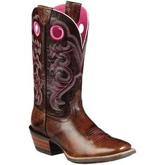 Ariat Women's Crossfire Western Boots