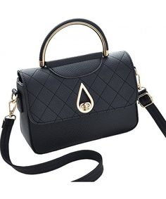 e682780fc5 Buy Women s Small Leather Handbag Tote Shoulder Crossbody Bag - Black - and  More Discount Women Crossbody Bags Sale up to off.