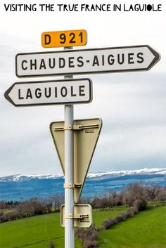 Visit Laguiole to experience the true France. From beautiful scenery to amazing cheese, this quaint village has everything that makes France so special.