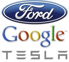 Automóviles son conductor, apps, tecnología y economía-ficción. Google, Ford y Tesla Motors @Enrique Dans #MWC13 ow.ly/i7TLl