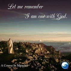 Lesson 41 God Goes With Me Wherever I Go A Course In Miracles