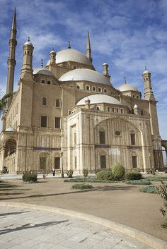 Mosque of Mohammad Ali, Cairo, Egypt