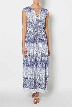 Witchery Ombre Print Maxi Dress $149.95 Clothes, Dresses, Women, Style, Fashion, Outfits, Vestidos, Swag, Moda