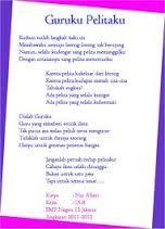 Hasil gambar untuk puisi terima kasih guruku