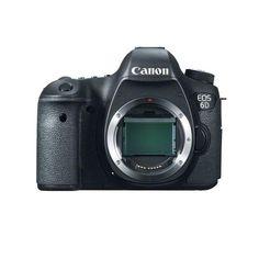 Canon EOS DSLR Camera 6D (Body Only)