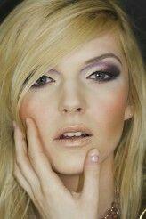 Makeup Ewelina Wadowska www.wadowska.com  Modelka  Dominika  Foto  Kacper Kmieć