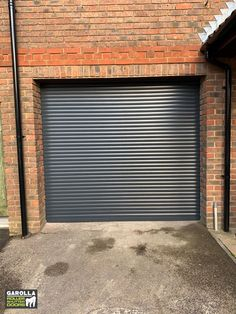 Electric remote controlled roller shutter garage doors in grey are seriously stylish. Getting insulated roller garage doors fitted by Garolla guarantees to enhance your garage. Click the link to see all of our roller doors for sale. Garage Door Insulation, Shutter Doors, Roller Doors, Garage Door Makeover, Door Makeover, Roller Shutters, Garage, Garage Door Types, Doors