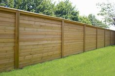 Acoustic fence from Jacksons fencing. Perfect if you live near the motorway or a noisy area. Diy Backyard Fence, Driveway Fence, Backyard Pool Landscaping, Diy Fence, Fence Ideas, Backyard Ideas, Garden Ideas, Cheap Privacy Fence, Privacy Fence Designs