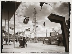 The 1930 Stockholm exhibition | Canadian Centre for Architecture (CCA)