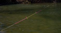 Tight Line Nymphing: Sighter Knots – The Flow – Fly Fishing Blog