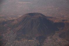 guadalupe volcano, ciudad de mexico
