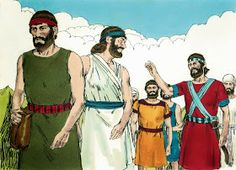 Bible Fun For Kids: Joshua: Rahab, Crossing the Jordan River & the Battle of Jericho