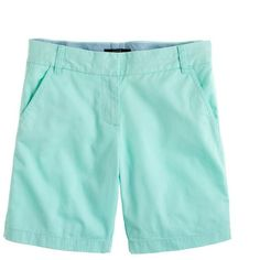"""J.Crew 7"""" chino short ($20) ❤ liked on Polyvore"""
