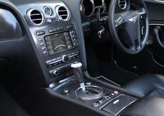 Black carbon front interior