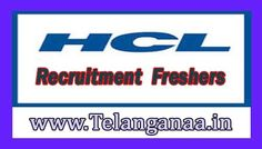 HCL Technologies Recruitment 2016-2017 For Freshers Apply   HCL Technologies Recruitment 2016-2017 for Freshers-Apply online for  HCL Tech...
