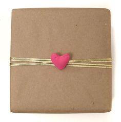 PINK heart pin