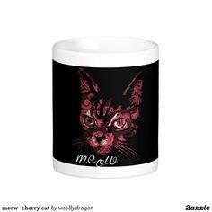 meow -cherry cat