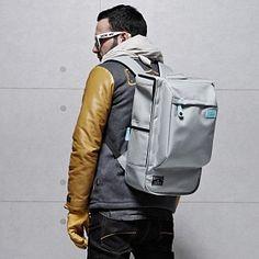 [로맨틱크라운]ROMANTIC CROWN - Logical Backpack (Gray)