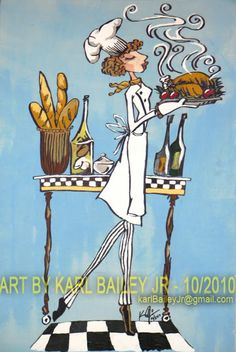 co worker of the popular kitchen brand called sassy chef it took me. co worker of the popular kitchen brand called sassy chef it took me Kitchen Logo, Kitchen Art, Decoupage, Bistro Kitchen Decor, Book Sculpture, Le Chef, Vintage Labels, Book Design, Whimsical