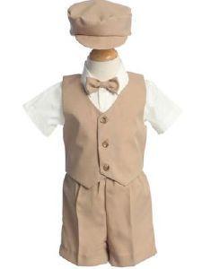 Costume garçon Jules. Tenue de bapteme garçon, costumes de cérémonie garçon.