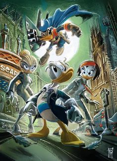 Walt Disney Co, Disney Duck, Disney Magic, Disney Art, Disney Pixar, Disney Mickey, Disney Movies, Famous Cartoons, Classic Cartoons