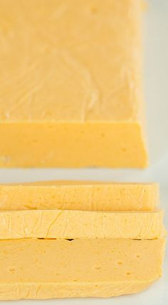 DIY: Homemade Velveeta Cheese