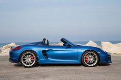 2015 Porsche Boxster Spyder review | Autocar
