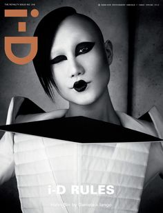 i-D Spring 2012 - The Royalty Issue: Hahn-Bin