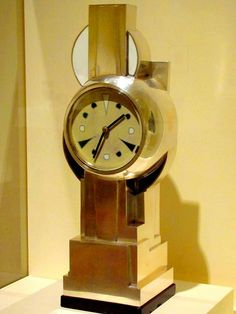 Clock Art Deco.