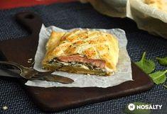 Lazy Cat Kitchen, Hungarian Recipes, Hungarian Food, Wine Sauce, Spanakopita, Wok, Tapas, Salmon, Sandwiches