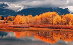 Magnificent Painter of Nature - Autumn Landscapes