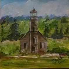 "I added ""Grand Isle Lighthouse, Michigan"" to an #inlinkz linkup!https://www.facebook.com/PauletteCarrArtist/photos/a.901546836531593.1073741835.425248420828106/915089471843996/?type=3&theater"
