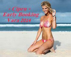 Early booking Cipru - Larnaca! 5 nopti cazare + avion + taxe aeroport de la 199 eur cu plata in 2 rate!