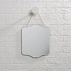 Looking Glass Square Mirror  | The Land of Nod