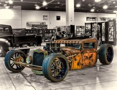 Low Rat Rod