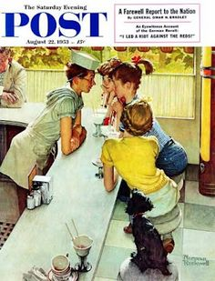 Saturday Evening Post Blog Feature and tutorial